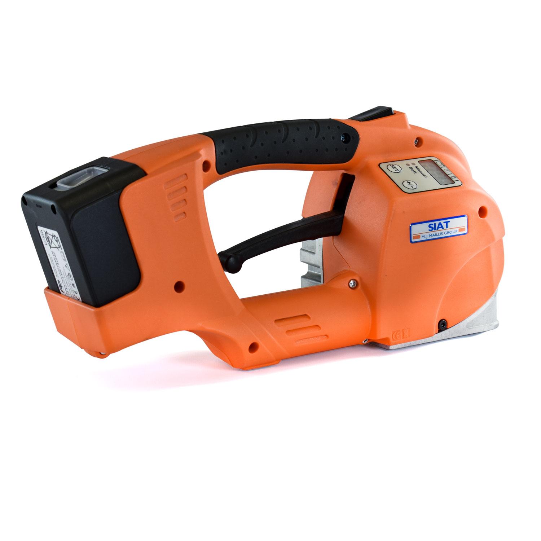 Productos Paletización Fleje y accesorios Flejadoras Flejadora por tensión automática CG-SRT